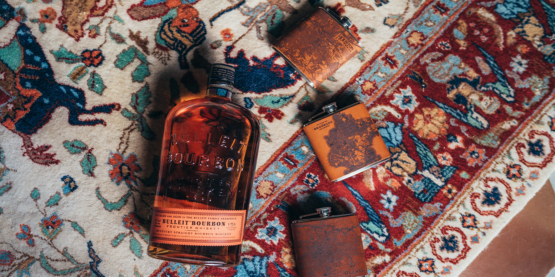 Atlas Flask: Our Recommended Whiskeys