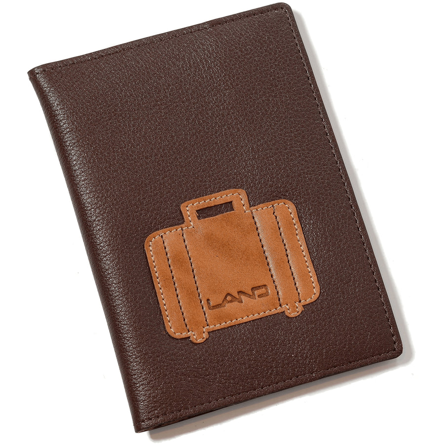 LAND Passport Case, Passport Case | LAND Leather
