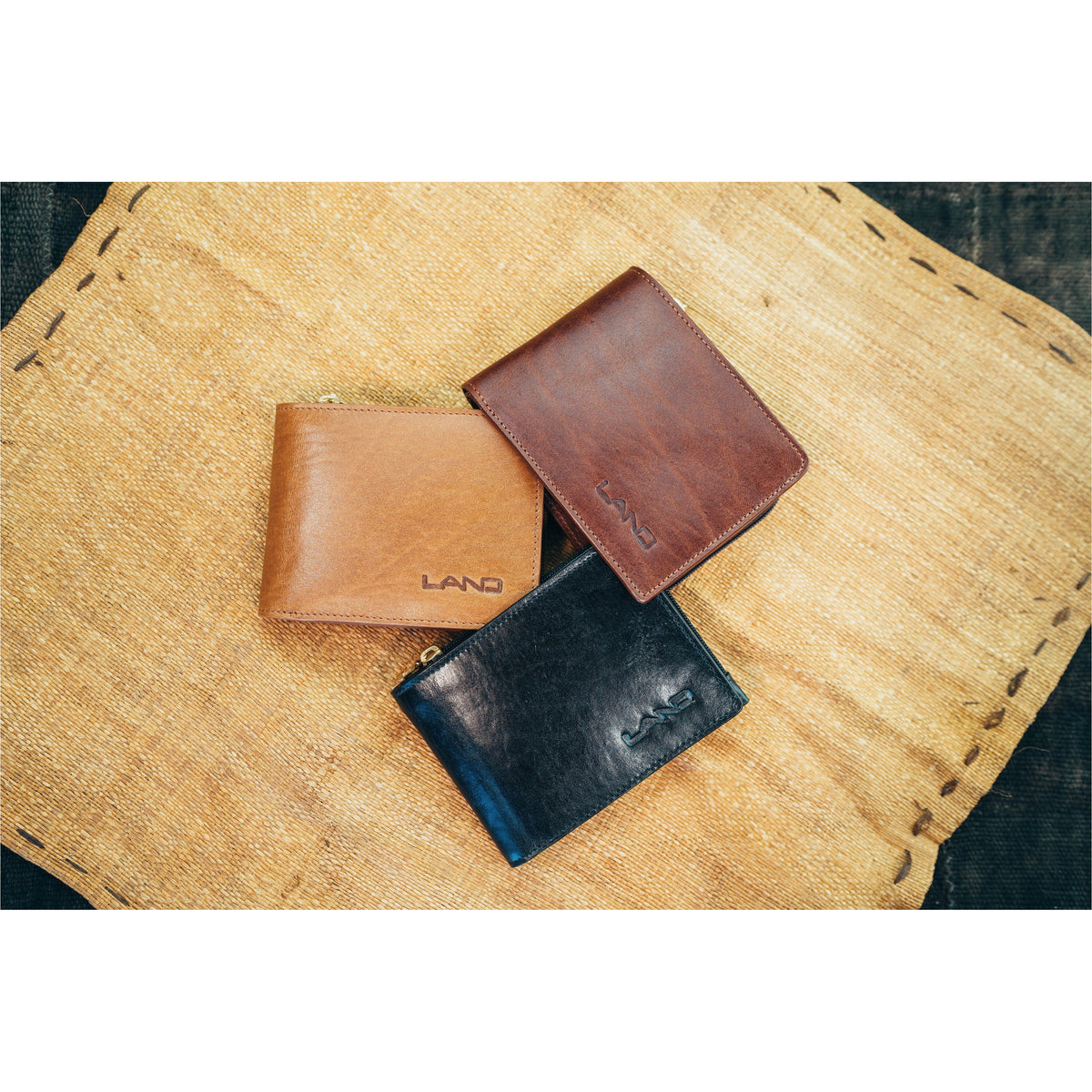 Limited Zip Around Wallet