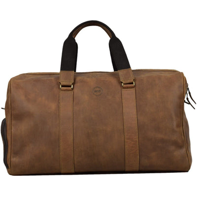 Terra Basement Weekender, Duffel Bag | LAND Leather