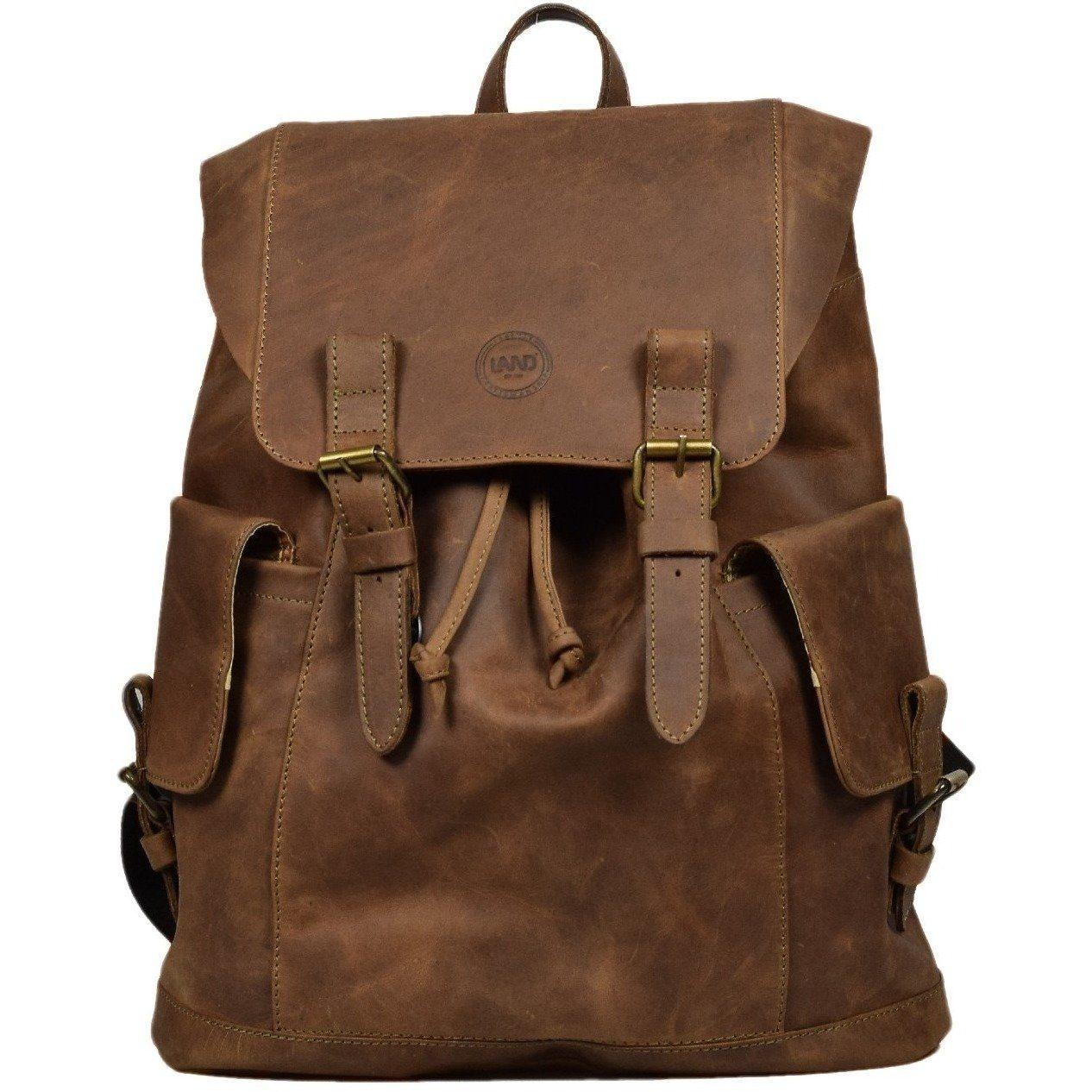 Terra Charlotte Backpack, Backpack | LAND Leather