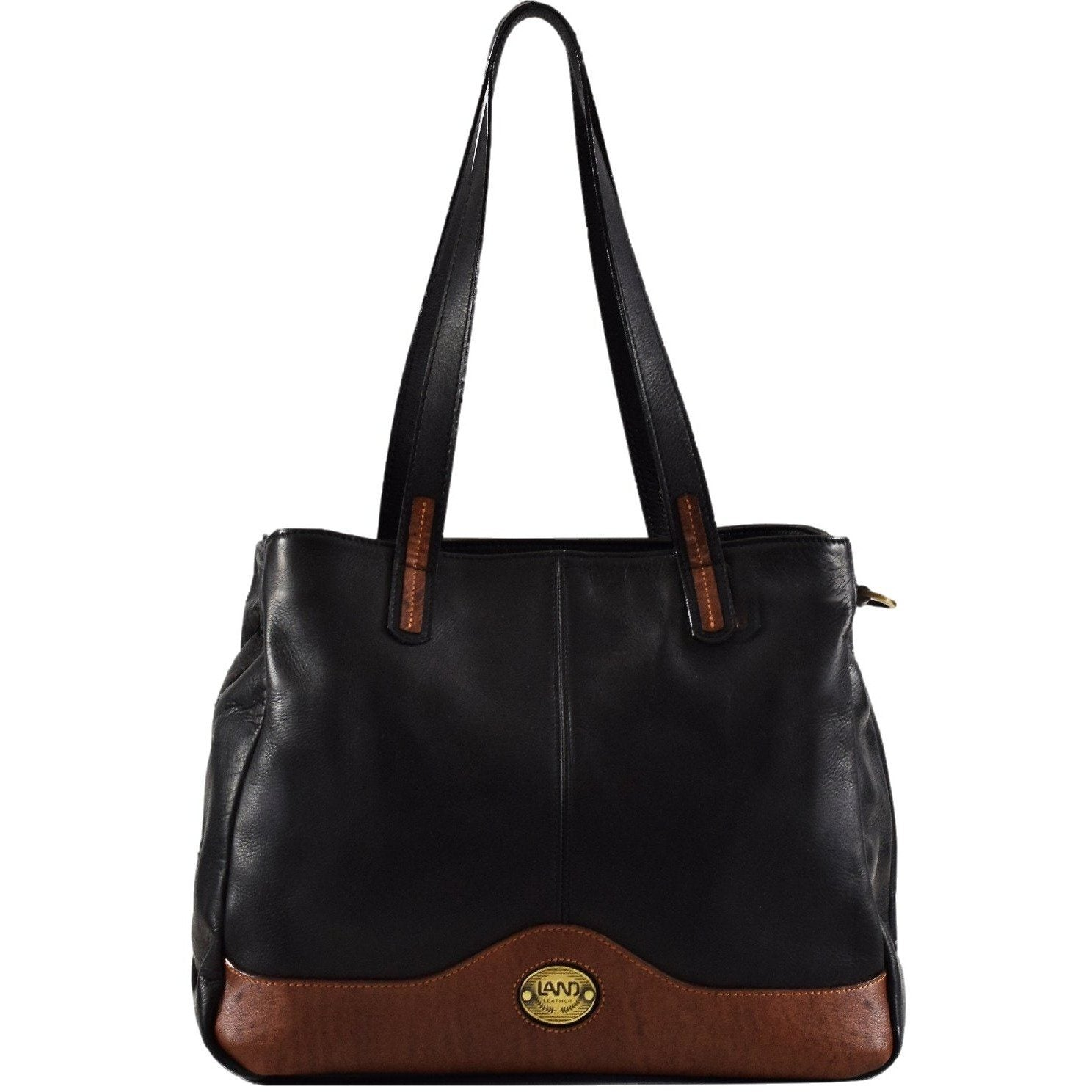 Santa Fe Double Trippers Bag, Handbag | LAND Leather
