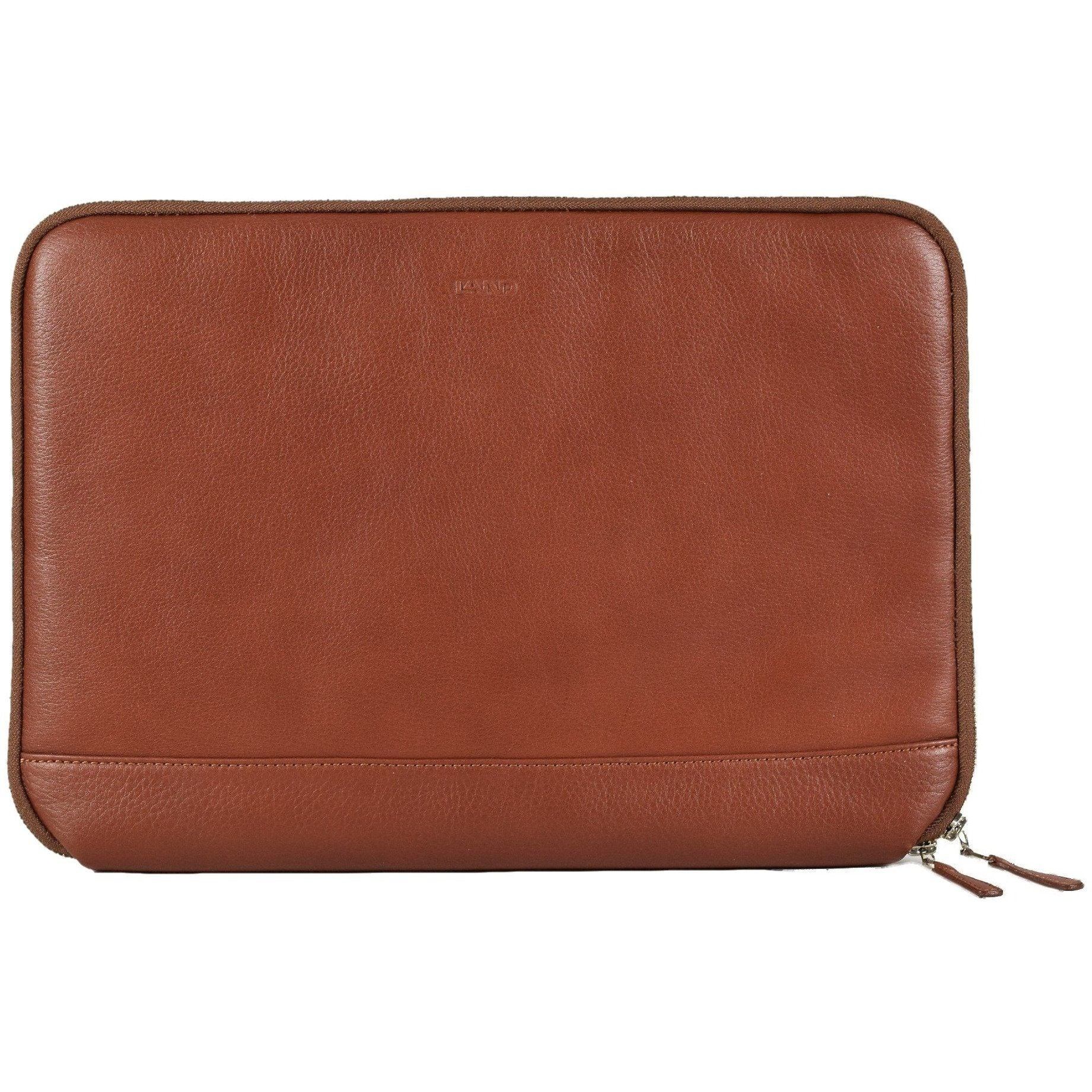 Cosmos Zip Around Laptop Case, Laptop Case | LAND Leather
