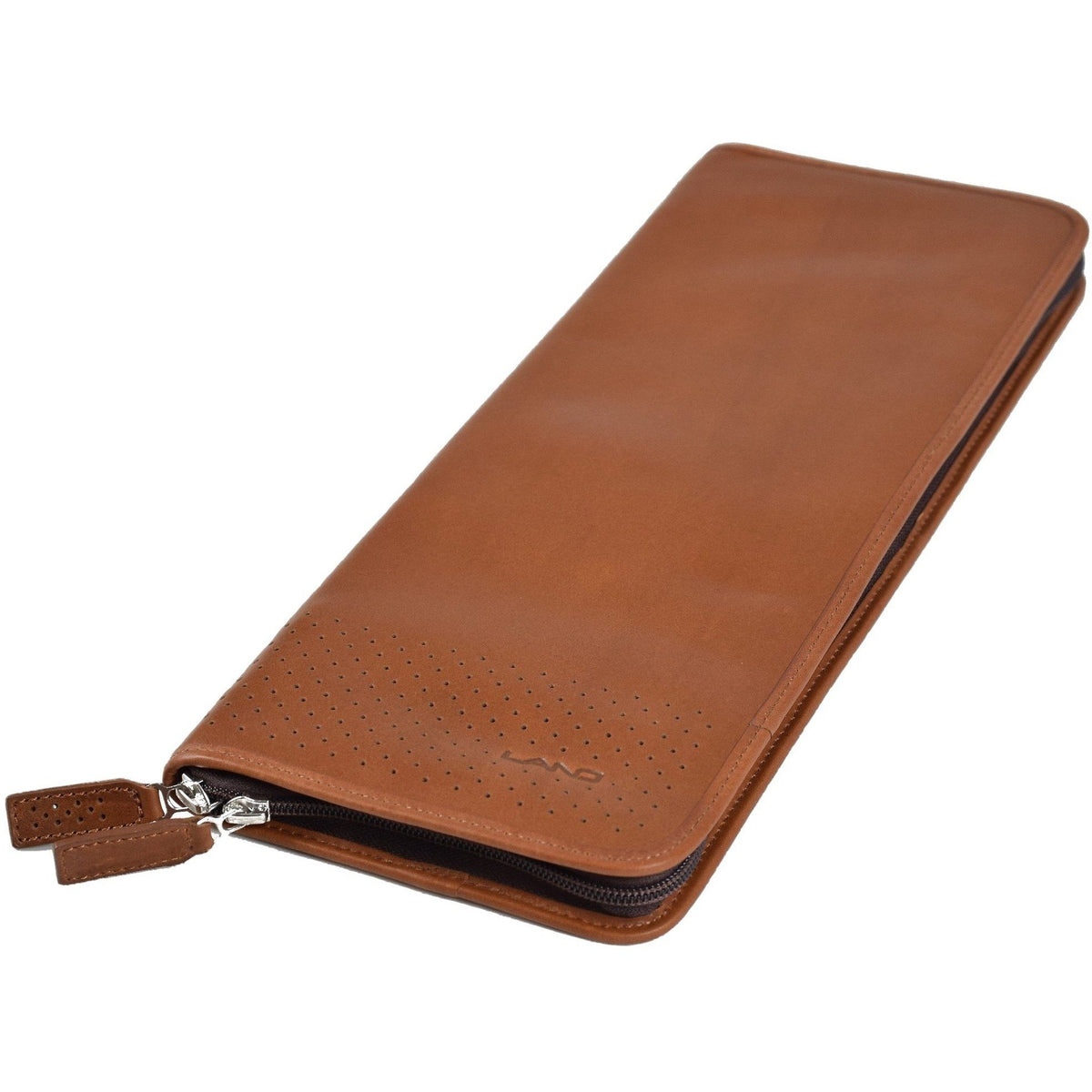 DuPont Tie Carrier, Tie Holder | LAND Leather