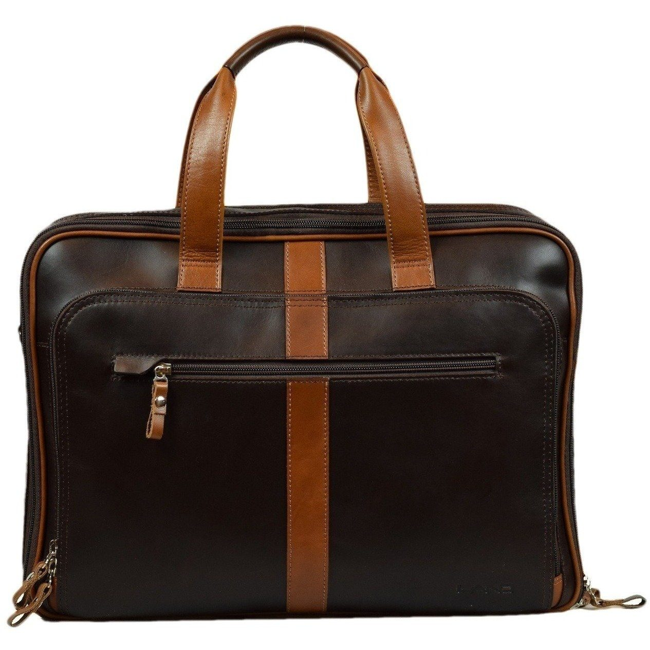 Voyager Pro Brief, Briefcase | LAND Leather