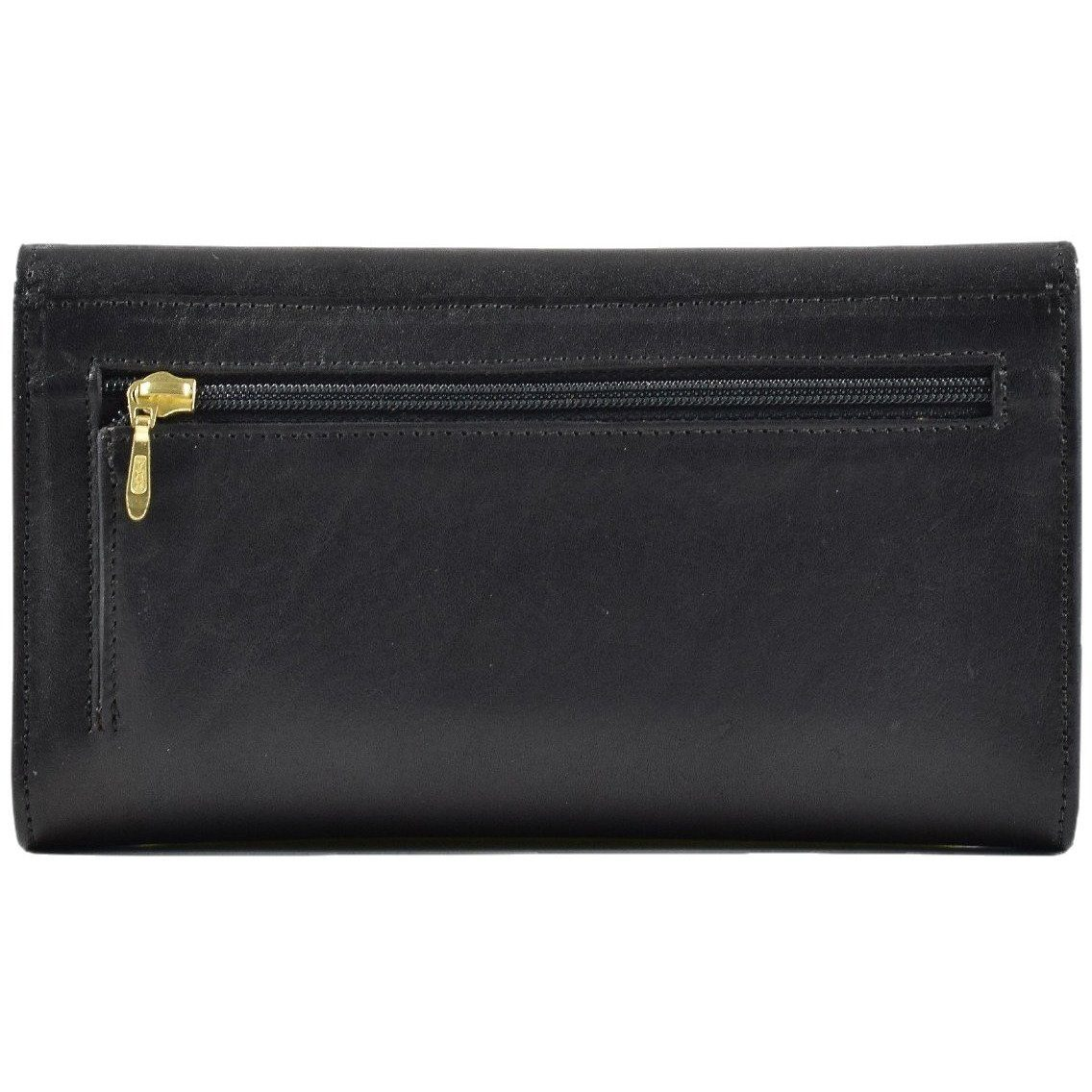 Limited Ladies Checkbook, Wallet | LAND Leather