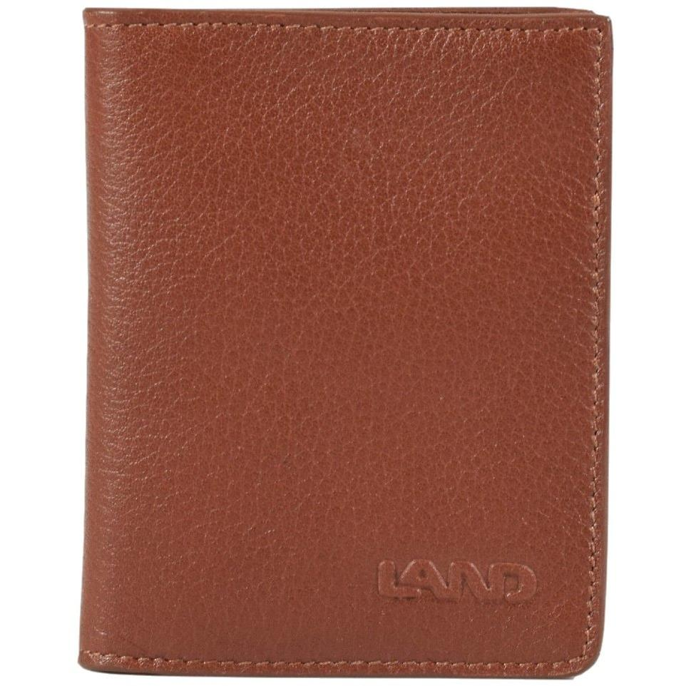 Cosmos Vertical Money Clip, Money Clip | LAND Leather