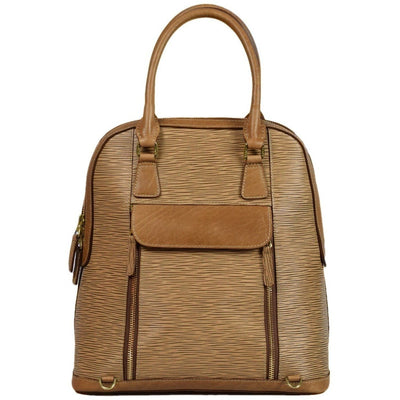 Longrain Gigi 2 in 1 Satchel & Backpack, Handbag | LAND Leather