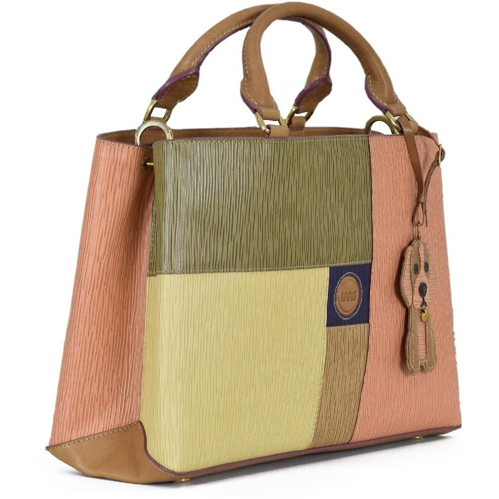 Longrain Jackie Satchel, Handbag | LAND Leather