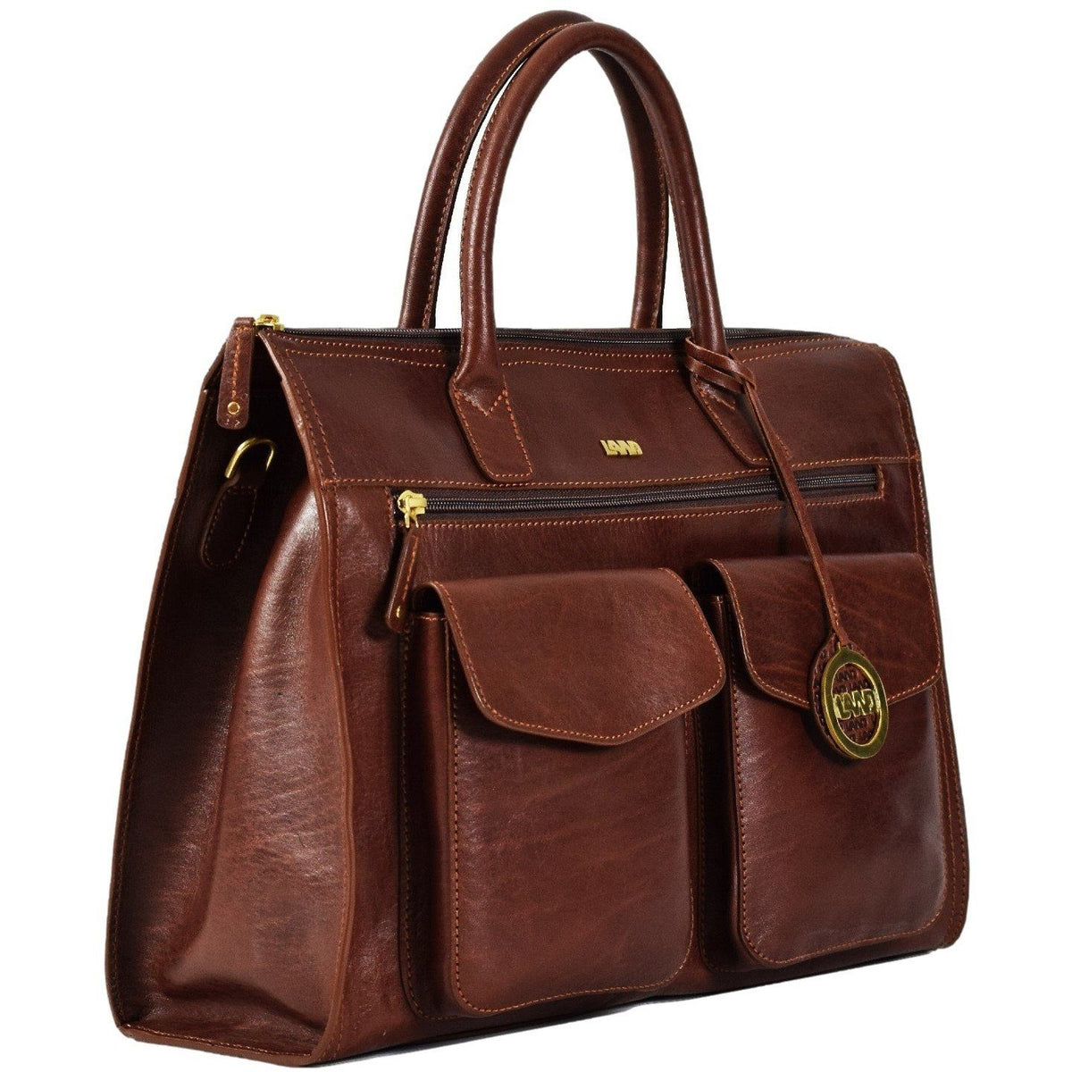 Limited Satchel, Handbag | LAND Leather