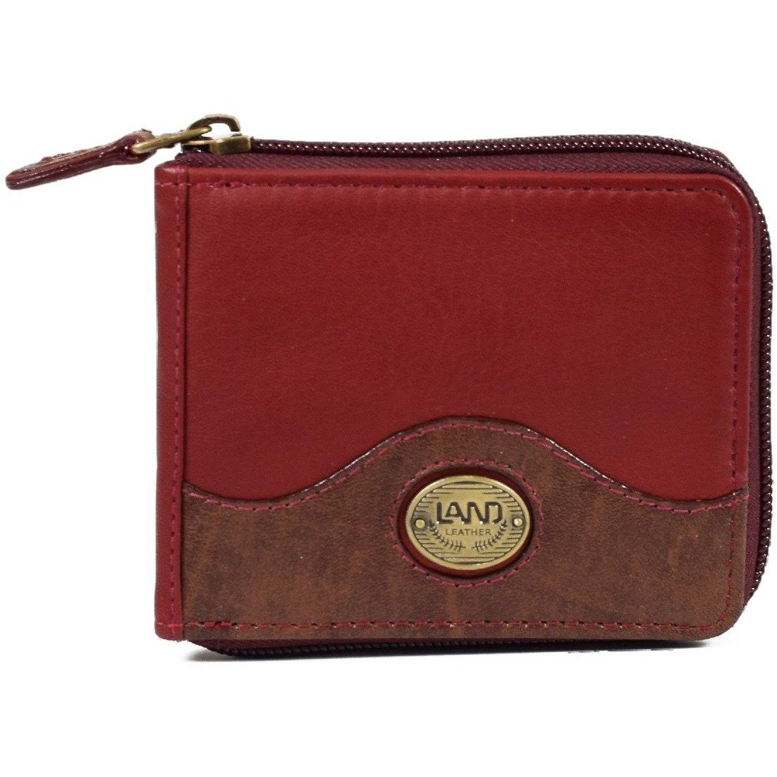 Anniversary Zip Around Wallet, Wallet | LAND Leather