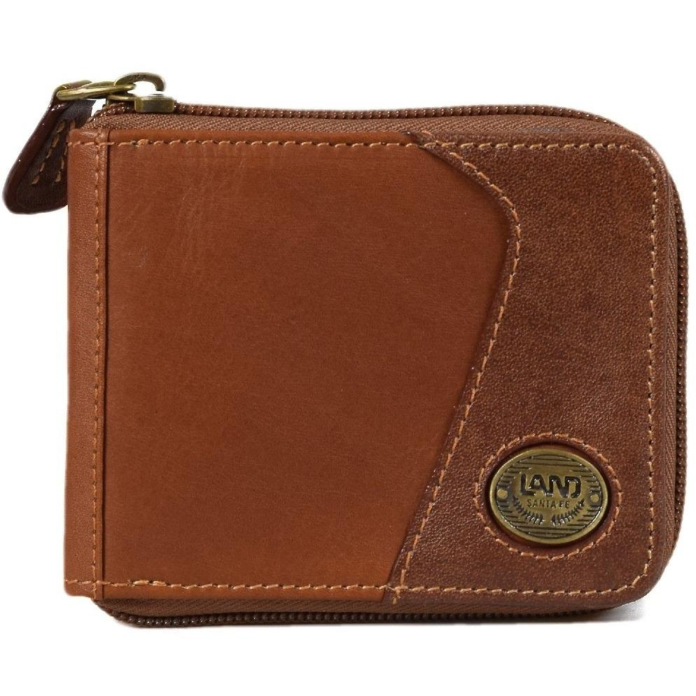 Santa Fe Zip Around Wallet, Wallet | LAND Leather