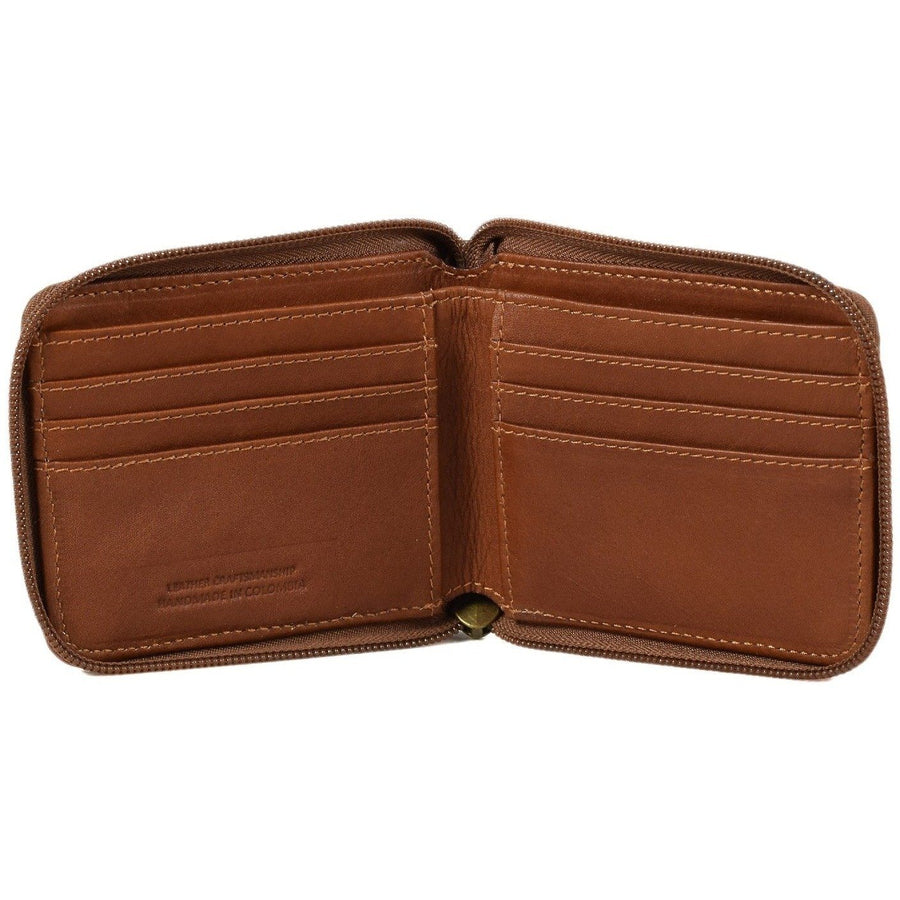 Sedona Zip Around Wallet