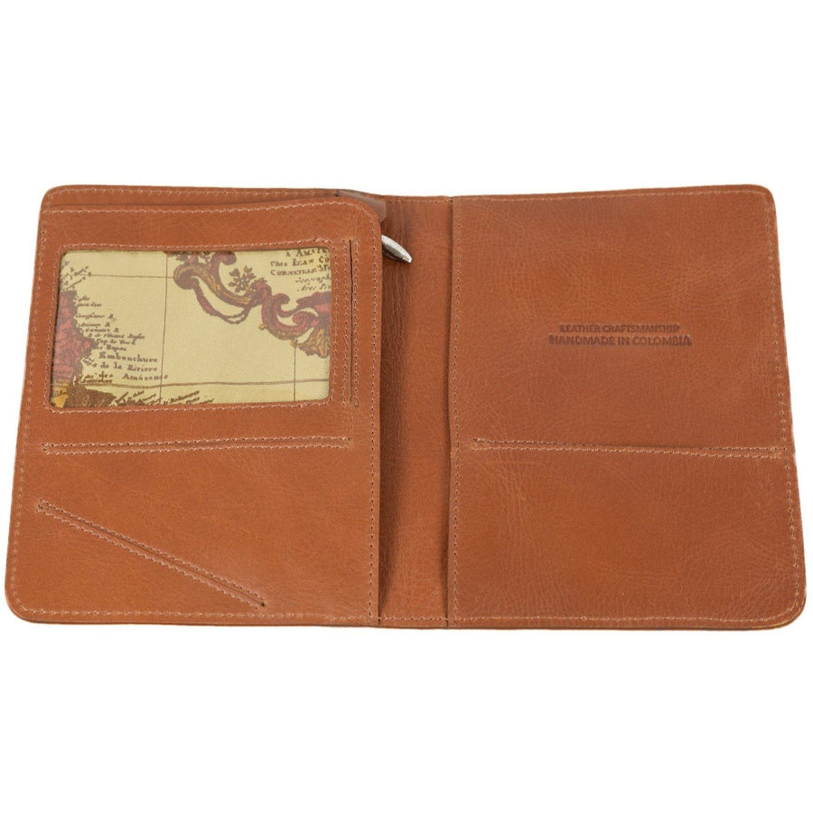 DuPont Passport Wallet, Travel Wallet | LAND Leather