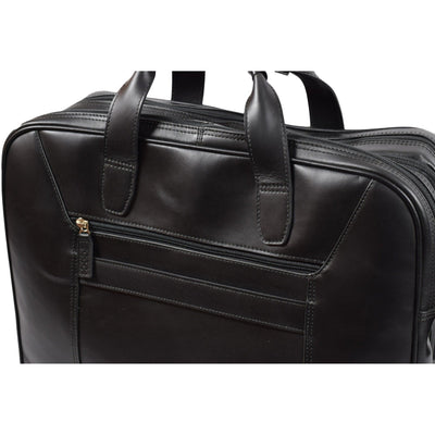 DuPont Hercules Briefcase, Briefcase | LAND Leather