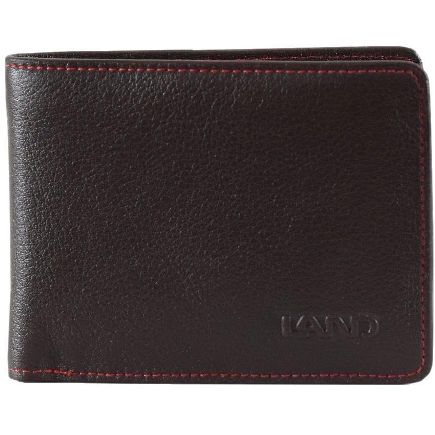 Cosmos Bi-fold Wallet, Wallet | LAND Leather