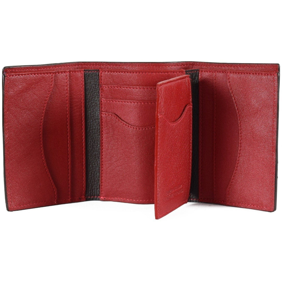Cosmos Tri-fold Wallet, Wallet | LAND Leather
