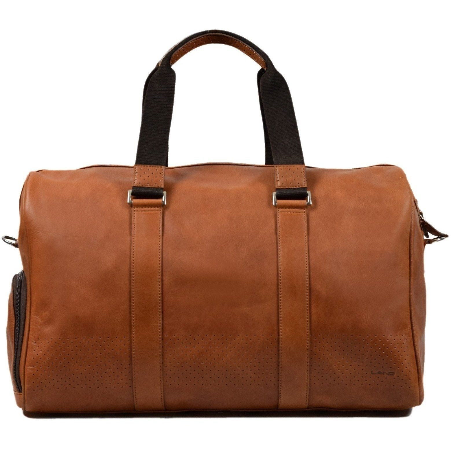 DuPont Basement Weekender, Duffel Bag | LAND Leather
