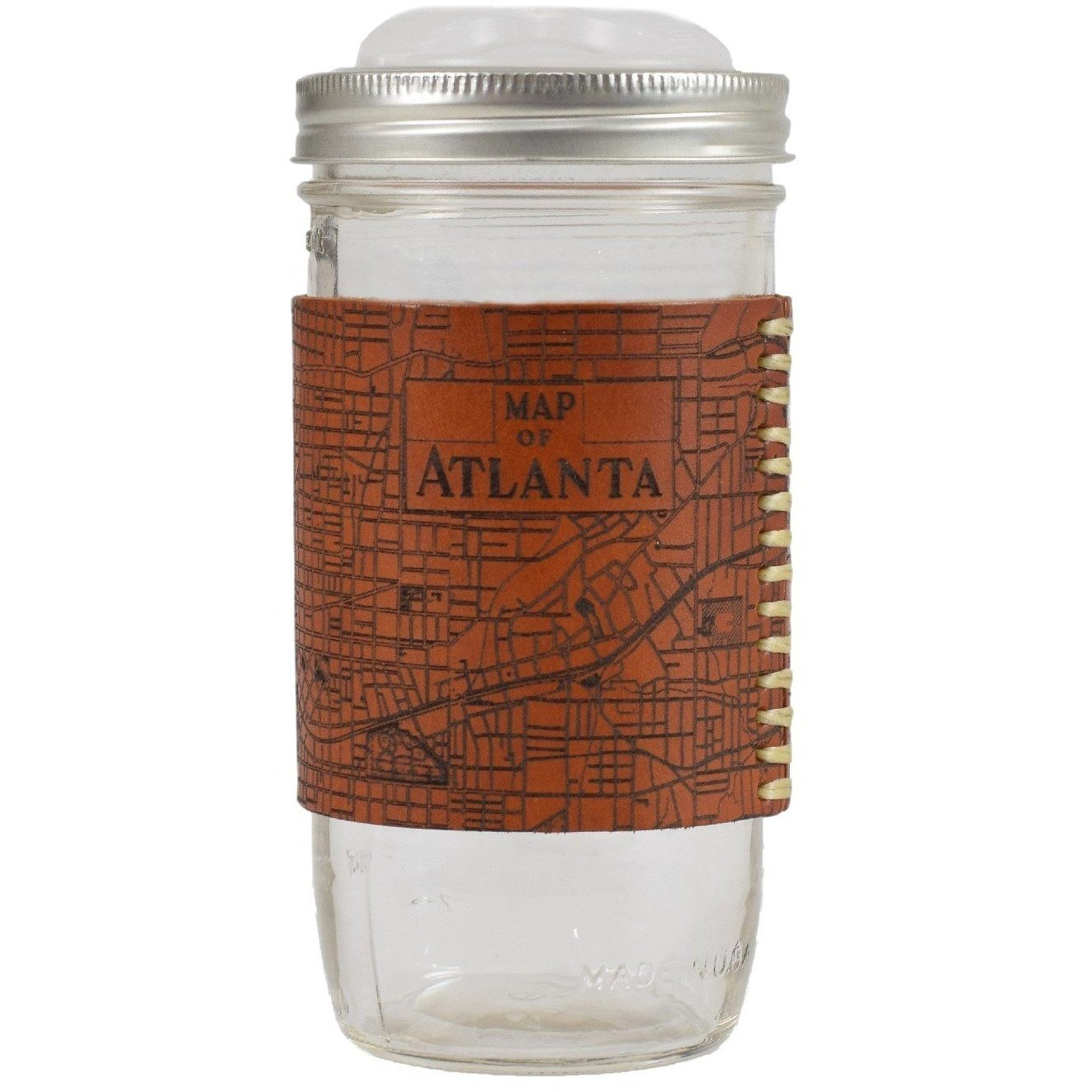 Atlas Travel Mug, Travel Mug | LAND Leather