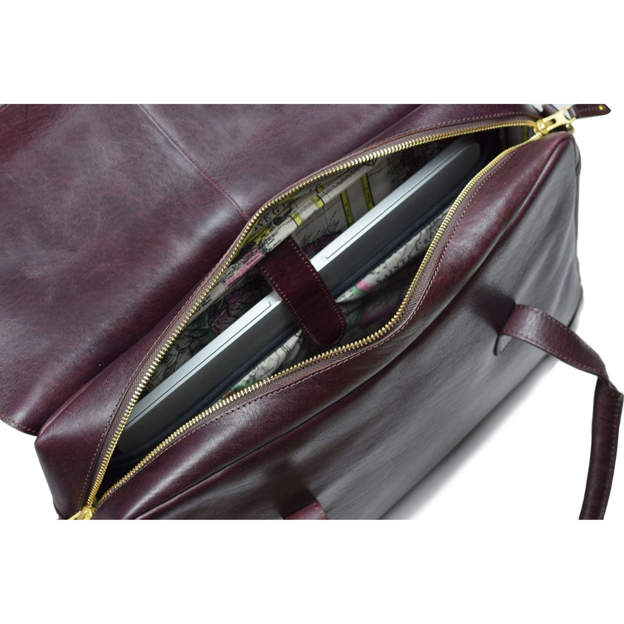 Sedona Travel Bag, Travel Organizer | LAND Leather