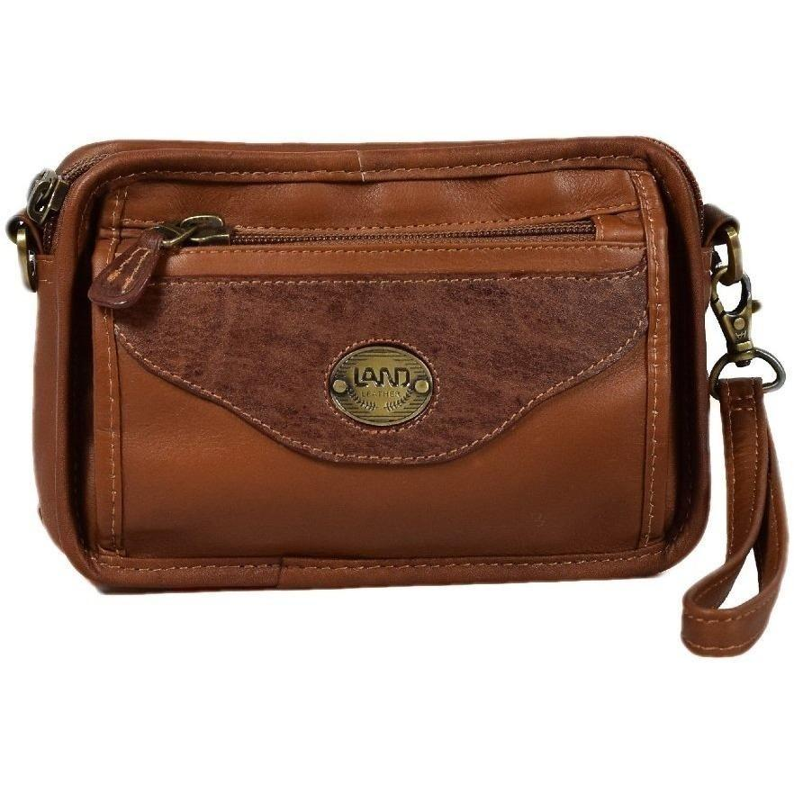 Santa Fe Hybrid Travel Organizer, Travel Organizer | LAND Leather