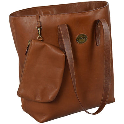Santa Fe Sabelle Shopper, Handbag | LAND Leather