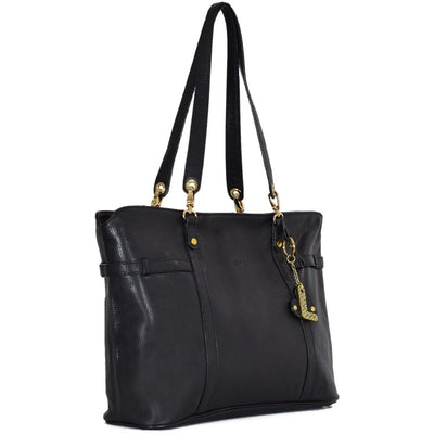Bisenzio Market Shopper, Handbag | LAND Leather