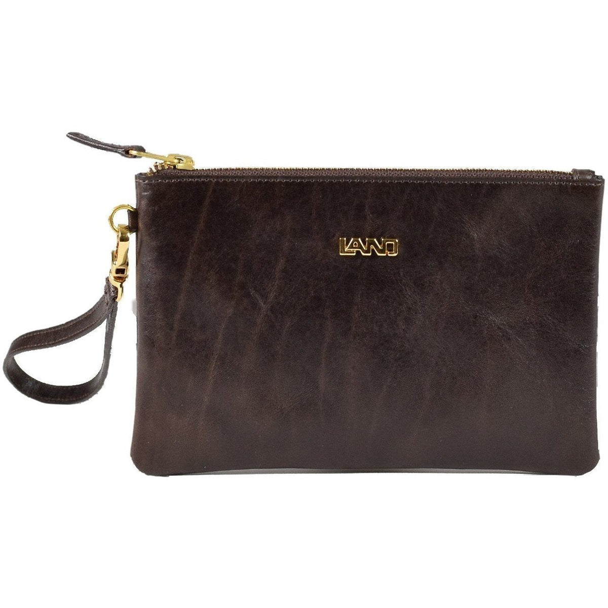 Limited Wristlet Clutch, Wristlet | LAND Leather