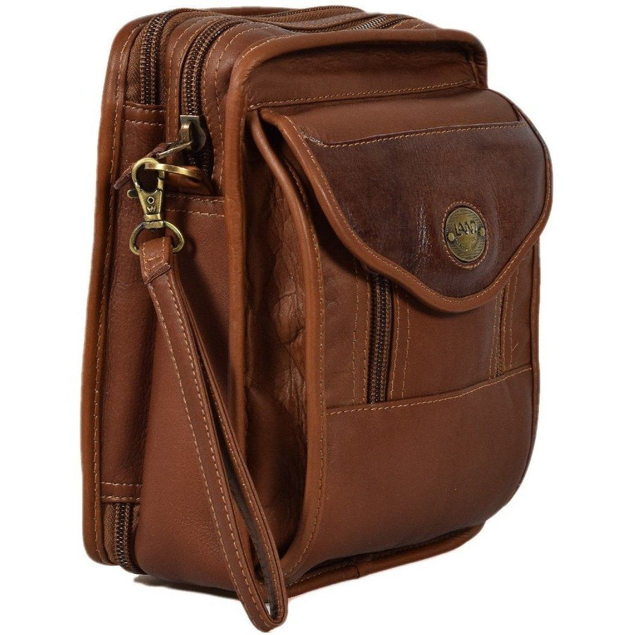Sedona Day Bag, Travel Organizer | LAND Leather