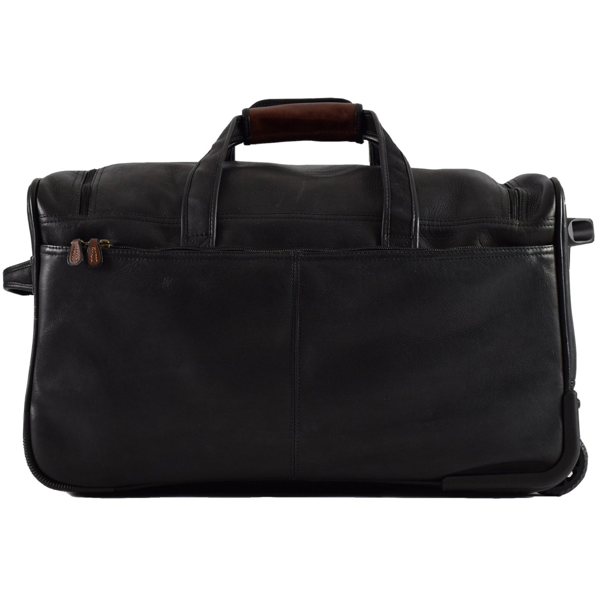 Santa Fe Wheeled Duffel Bag, Duffel Bag | LAND Leather