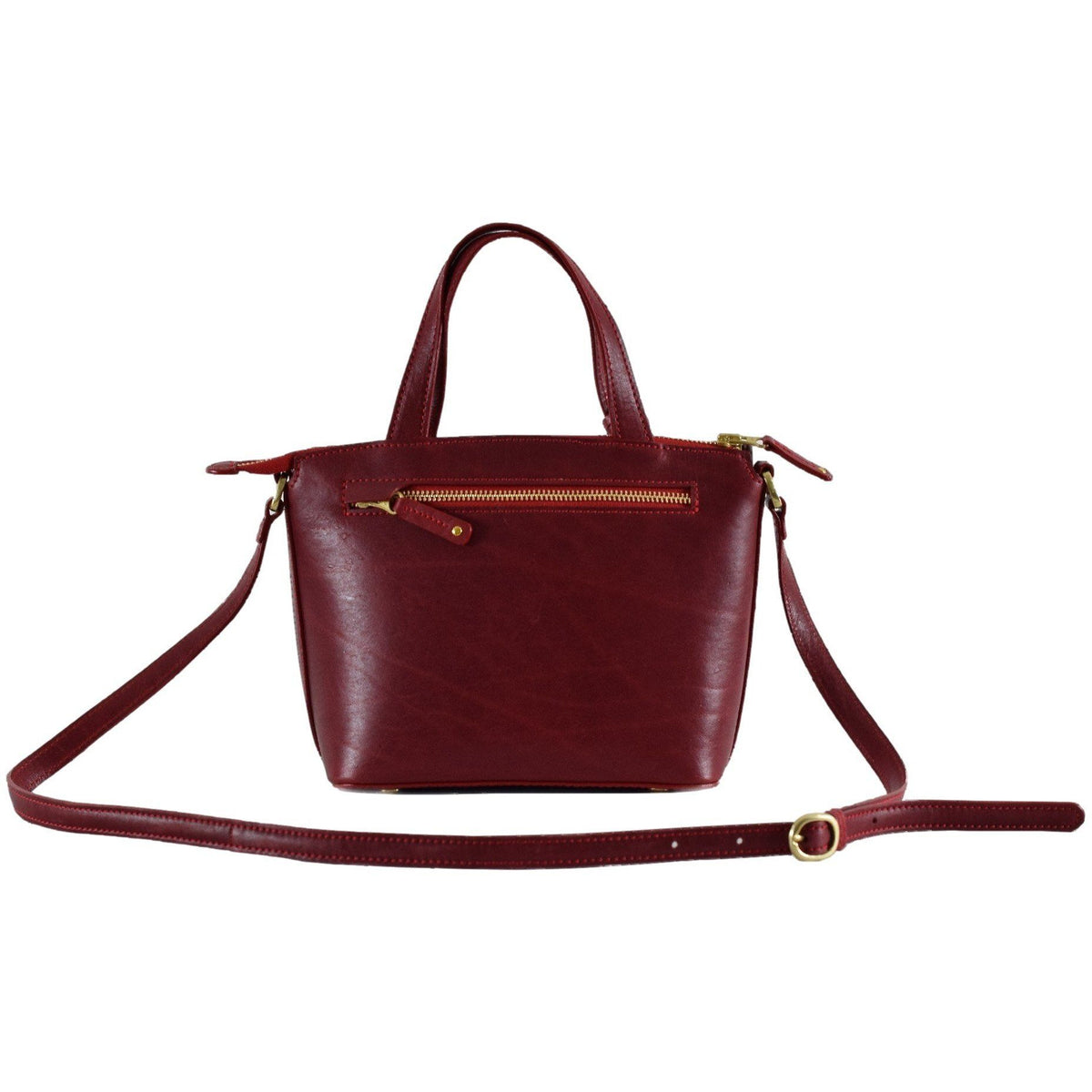 Limited Petite Satchel, Handbag | LAND Leather