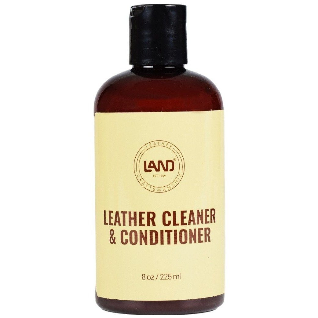 Leather Cleaner & Conditioner, Leather Care | LAND Leather