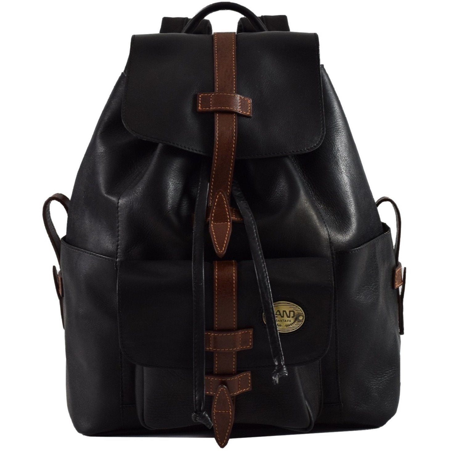 Santa Fe Brooklyn Backpack, Backpack | LAND Leather
