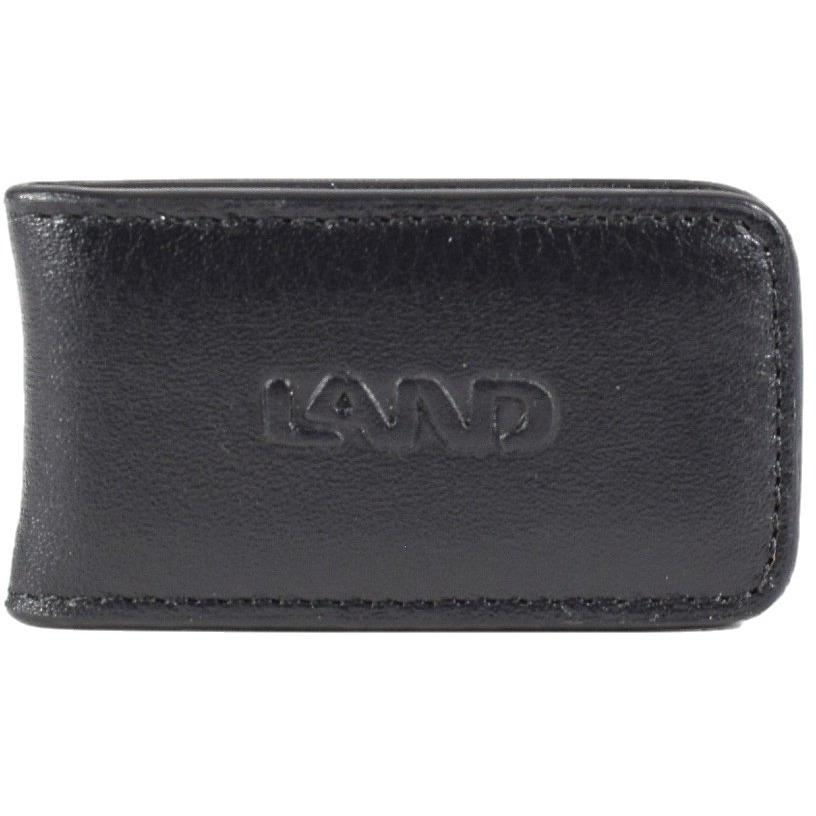 Cosmos Magnetic Money Clip, Money Clip | LAND Leather