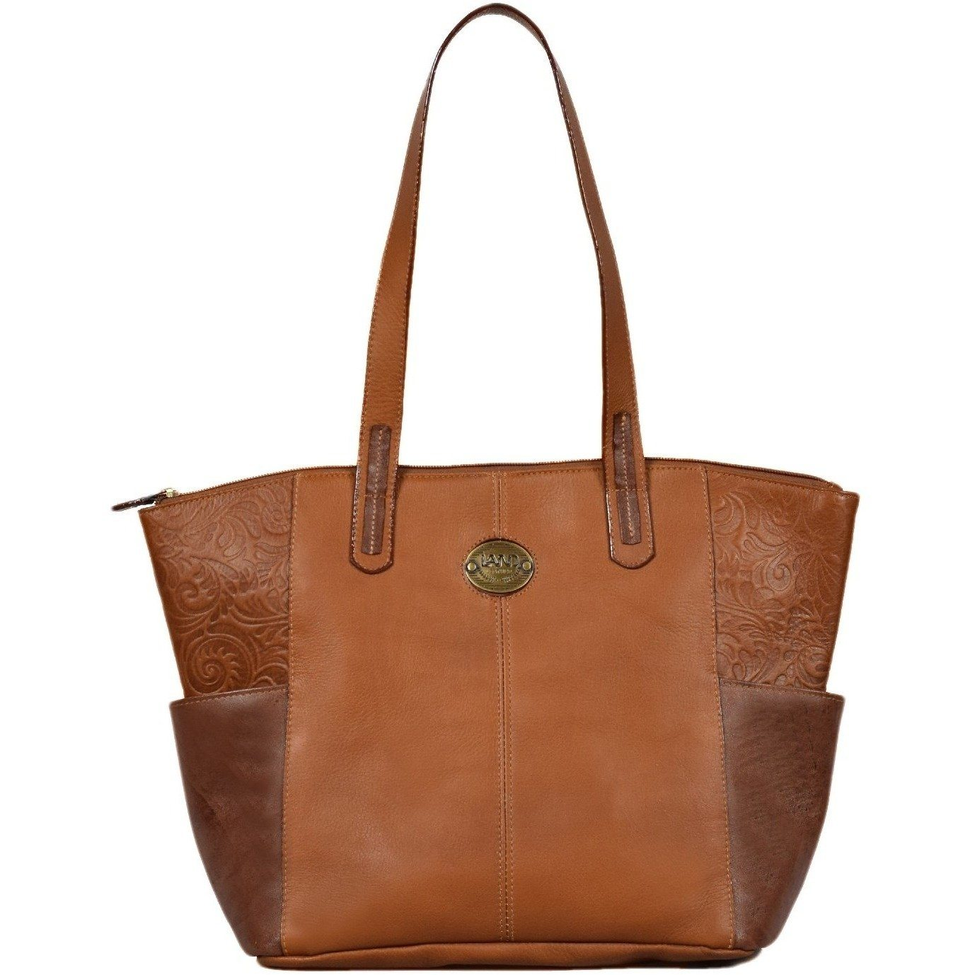 Santa Fe Tote, Handbag | LAND Leather