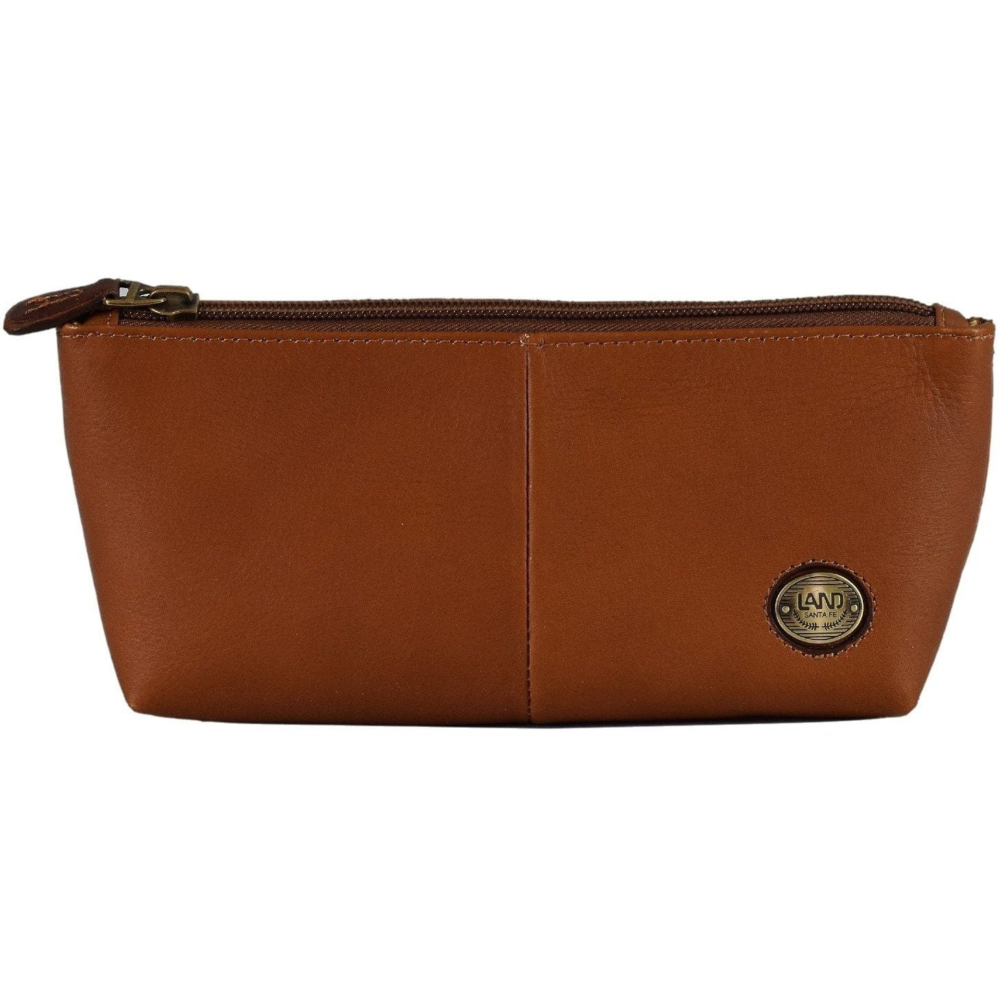 Santa Fe Pencil Case, Pen Holder | LAND Leather