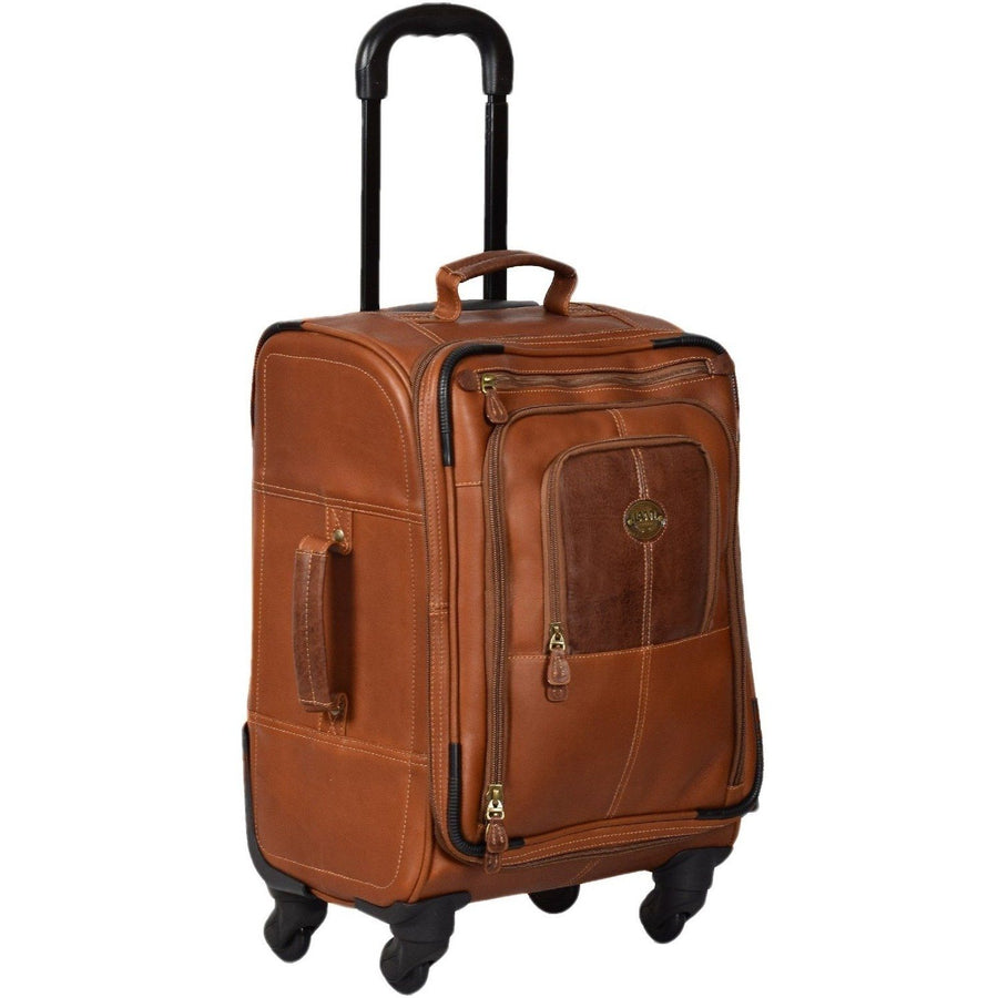 Sedona Spinner Carry On, Carry On | LAND Leather