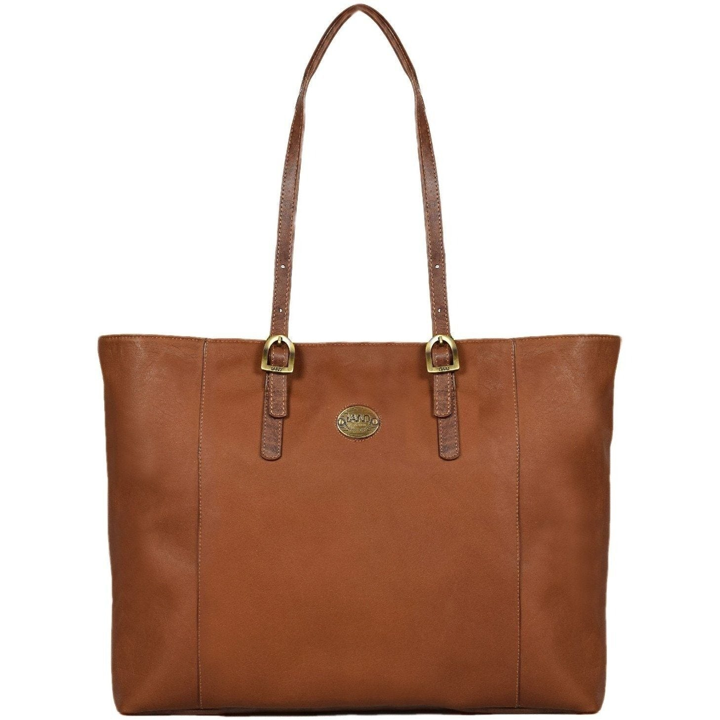 Santa Fe Cleopatra Shopper, Handbag | LAND Leather