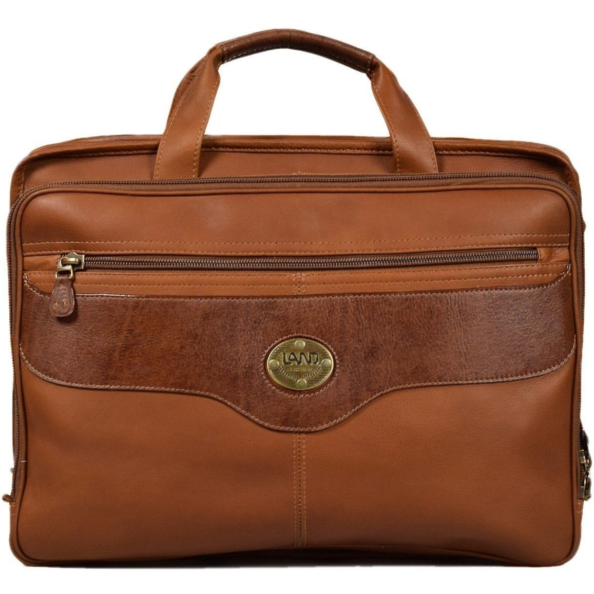 Santa Fe Traveler Briefcase, Briefcase | LAND Leather