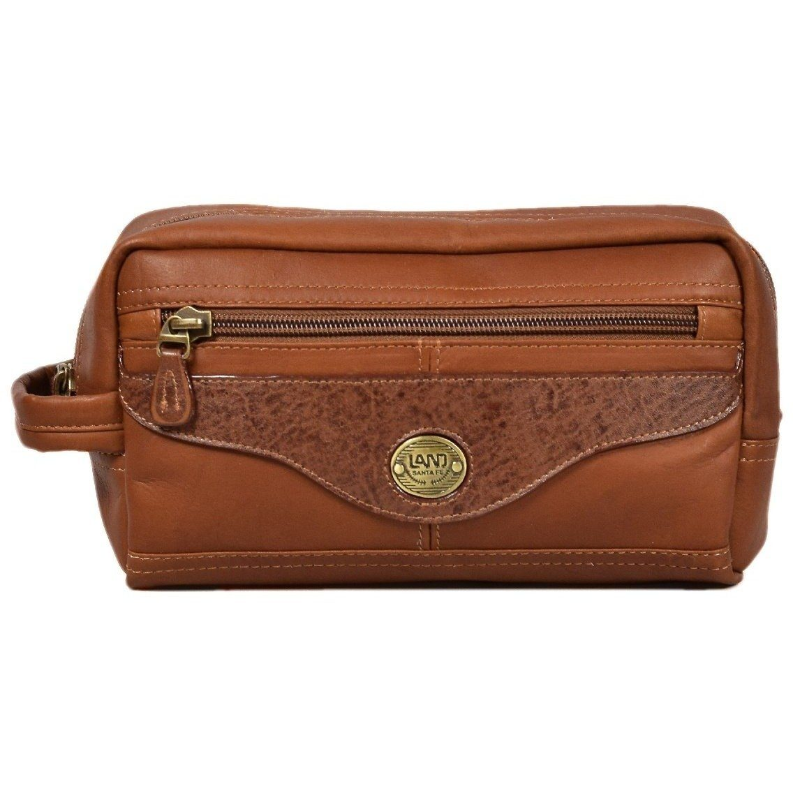 Santa Fe Dopp Kit, Toiletry Bag | LAND Leather