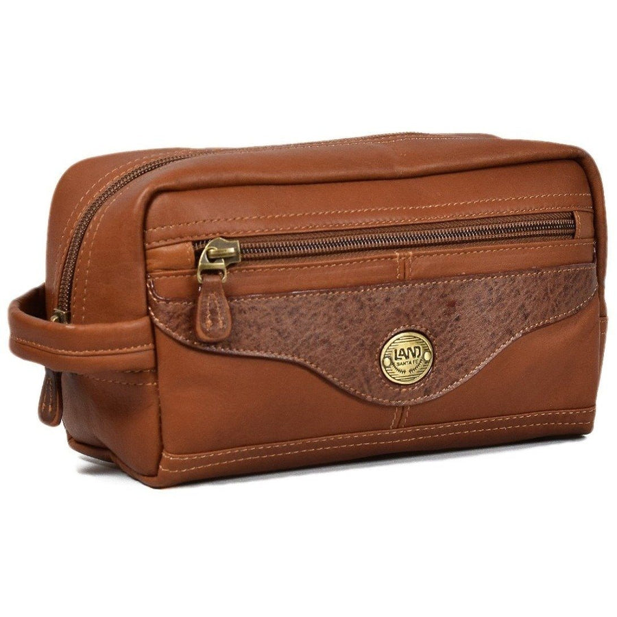 Sedona Dopp Kit, Toiletry Bag | LAND Leather