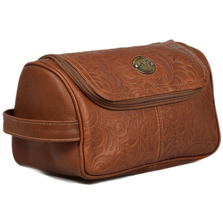Sedona Toiletry Bag, Toiletry Bag | LAND Leather