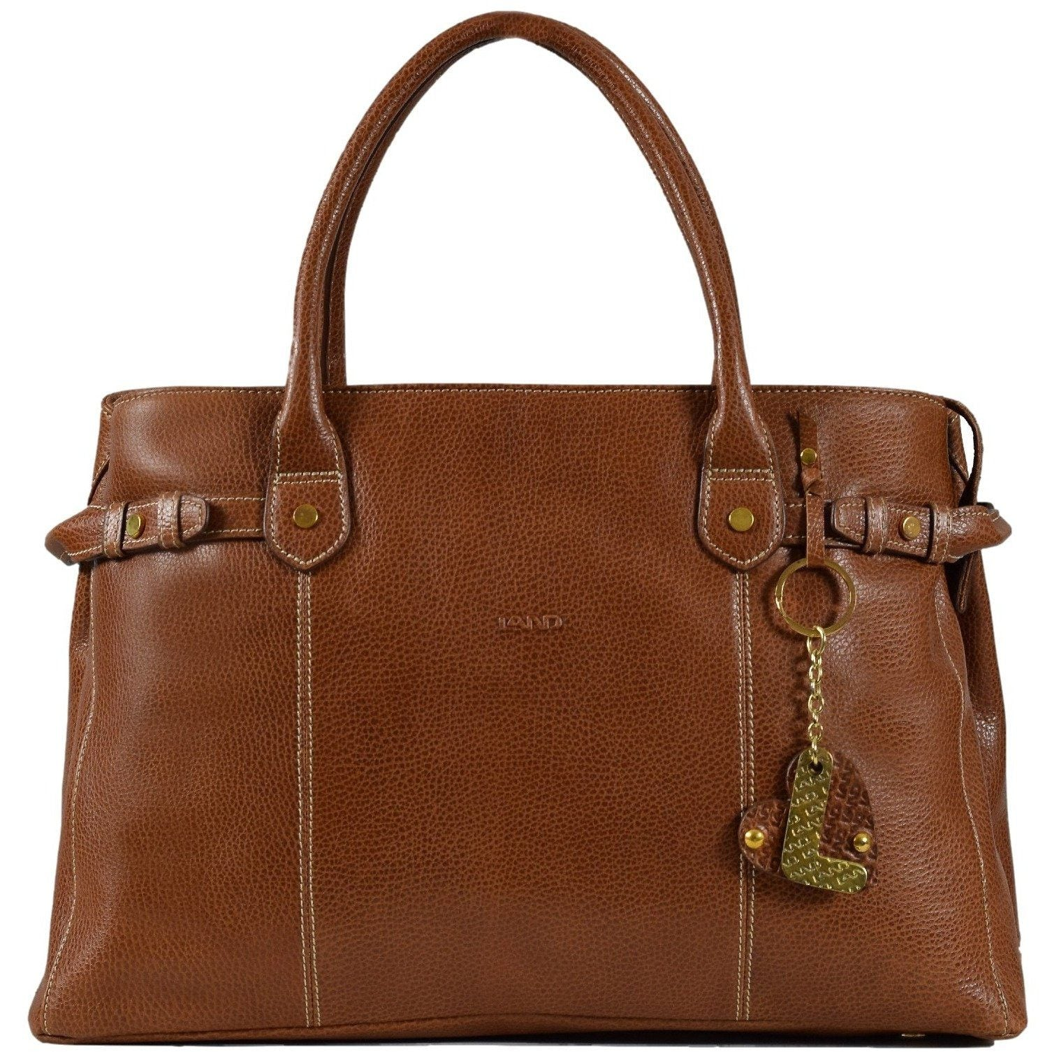Bisenzio Stella Tote, Handbag | LAND Leather