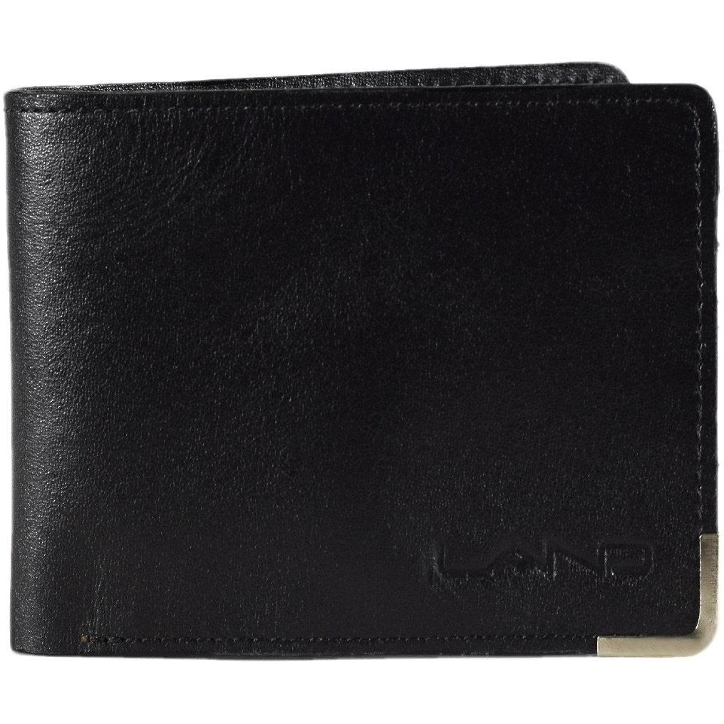 Tahoe Simple Men's Wallet, Wallet | LAND Leather