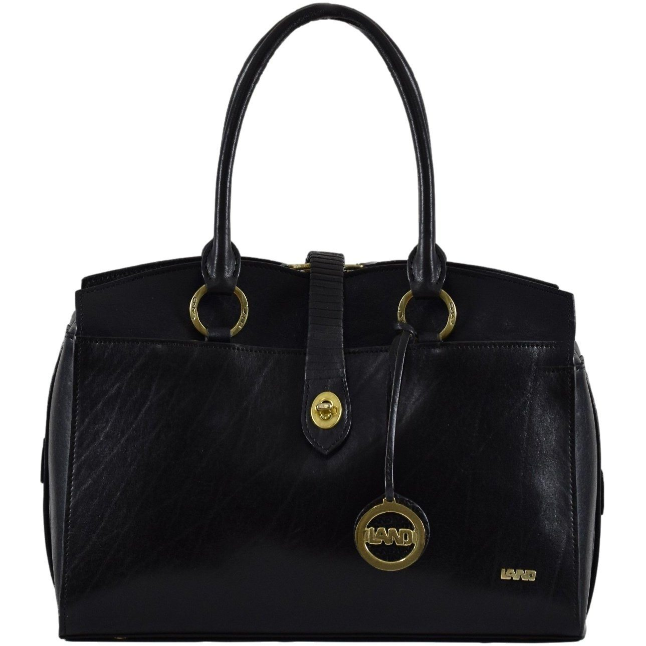Limited Sanne Satchel, Handbag | LAND Leather