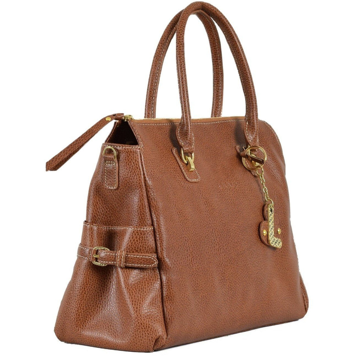Bisenzio Victoria Tote, Handbag | LAND Leather