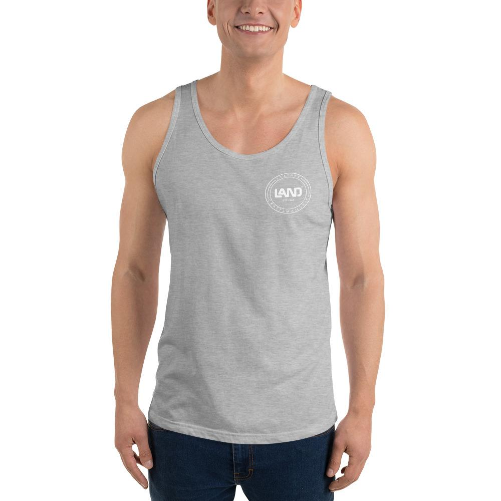 Unisex Tank Top, Tank Top | LAND Leather
