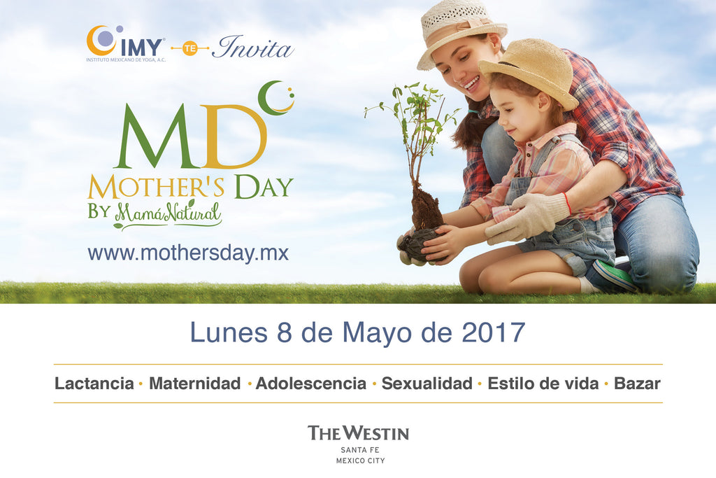 ¡Mother's day, un evento para mamás y futuras mamás!