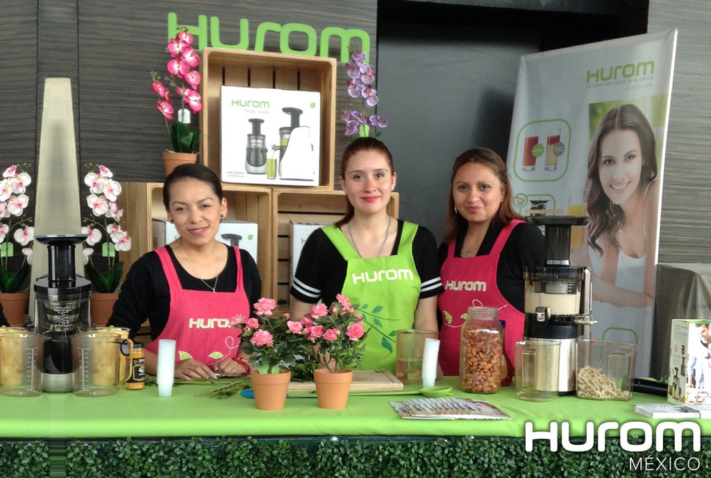 ¡Hurom celebró a mamá en el gran evento Mother's Day!