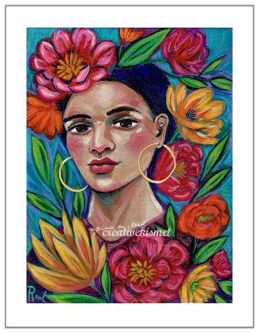 Beauty in Bloom - Art Print